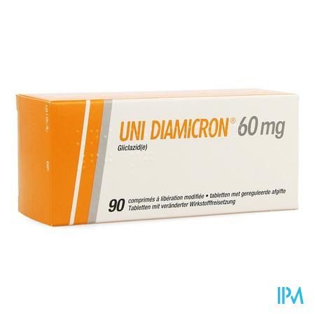 Uni Diamicron Comp 90 X 60mg