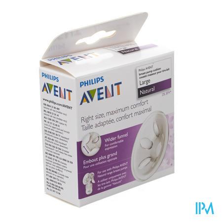 Philips Avent Groot Massagekussen Vr Borstpomp 1 SCF167/01