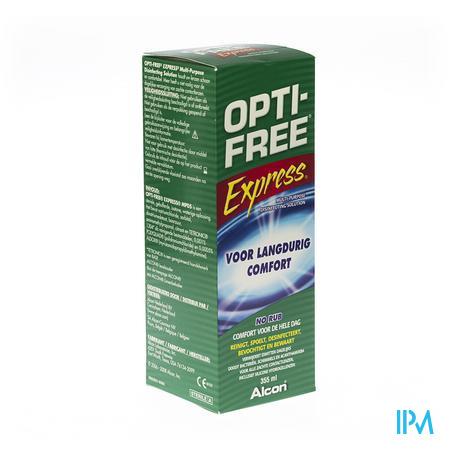 Farmawebshop - OPTI-FREE EXPRESS OPL+LENSC 355M