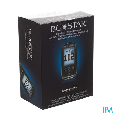Bg Star Kit Bloedglucosemeter