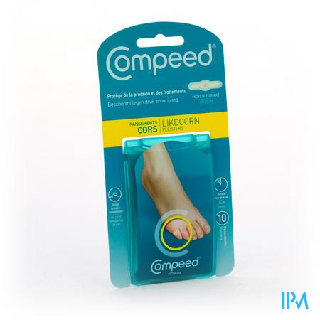 Compeed Pansement Cors 10 pièces
