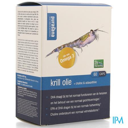 Eko Krill Oil Blister Caps 60