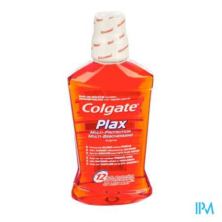Colgate Plax Original 500 ml