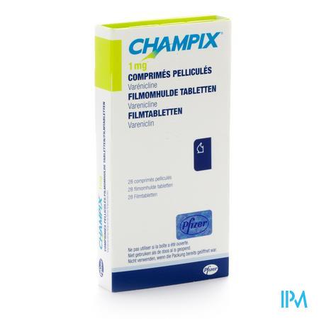 Champix Comp 28 X 1mg