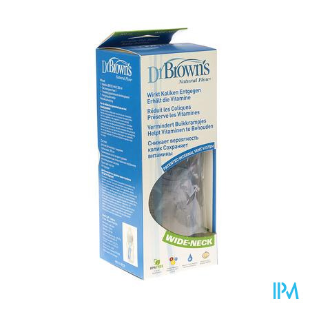 Dr Brown Fles Pp Ref. Wb110 300 ml