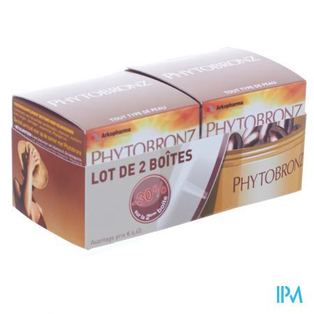 Phytobronz Voorbereiding Zon 2 x 30 capsules