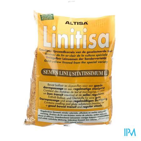 Altisa Linitisa Lijnzaad Goudgeel 500 g