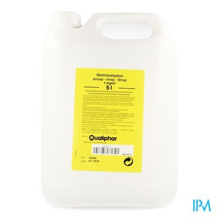 Dextrocalyptus 1mg/ml Siroop 5l Qualiphar