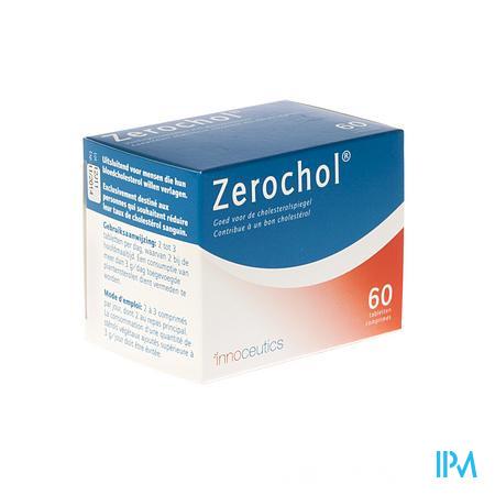 Zerochol 60 comprimés