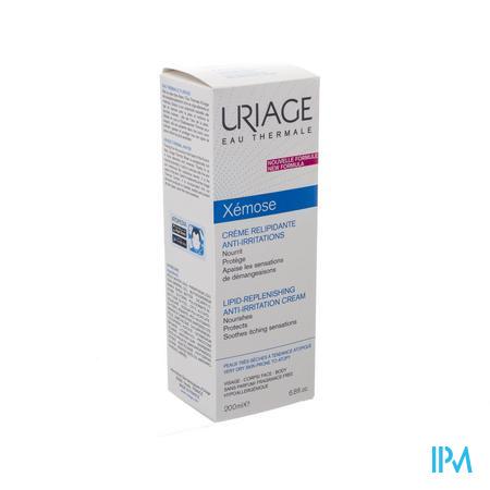 Uriage Xemose Creme Relipid. A/irrit. 200ml