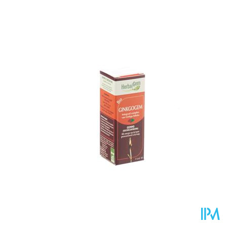 Herbalgem Ginkgogem Complexe Gouttes 15 ml