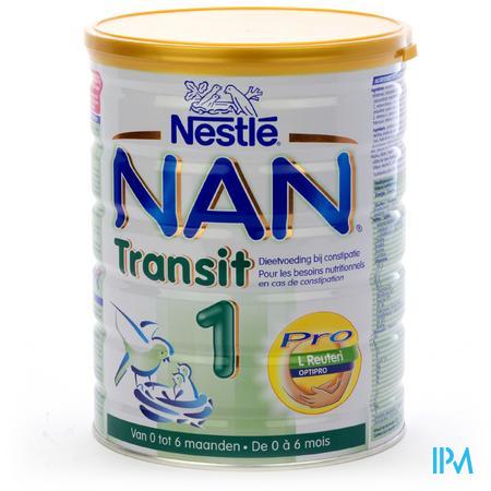 Nan Transit 1me Age 800 g poudre