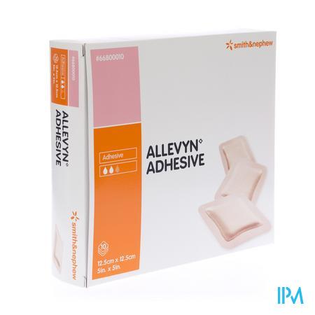 Allevyn Adhesive 12.5cm x 12.5cm 10 pièces