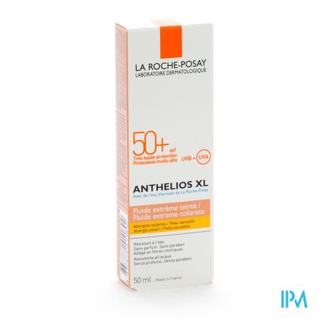 La Roche Posay Anthelios Spf50+ Fluide Extra Teinte 50 ml