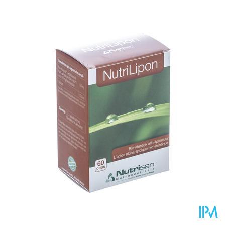 Nutrilipon Caps 60 Nutrisan