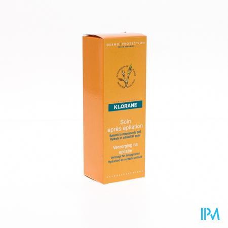 Klorane Verzorging Na Èpilatie 100 ml