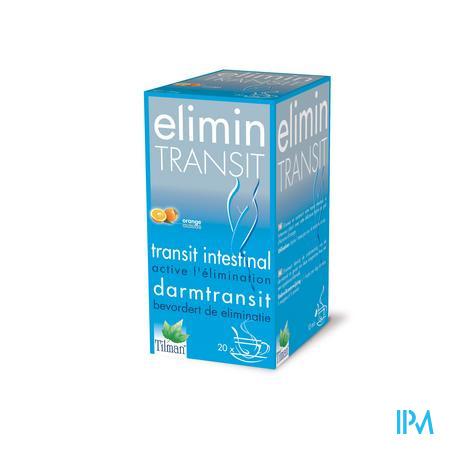 Farmawebshop - ELIMIN TRANSIT TISANE TEA-BAGS 20