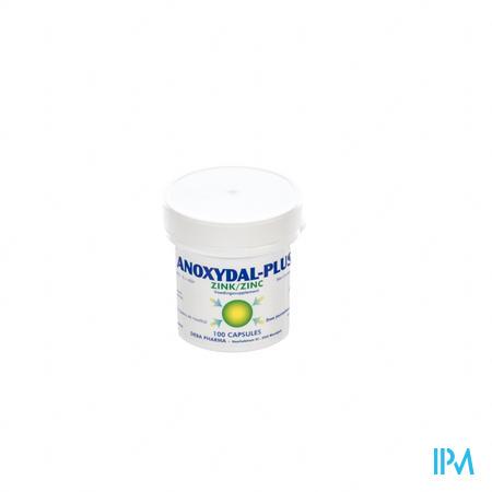 Anoxydal Plus 100 capsules