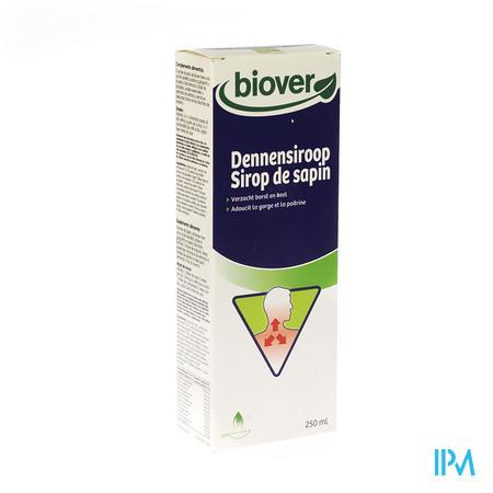 Biover Sirop de Sapin 250 ml