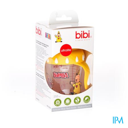 Bibi Biberon Wn Bumba 0% Bpa 250 ml