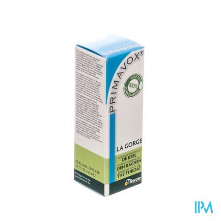 Primavox Adult Spray Gorge 10 ml