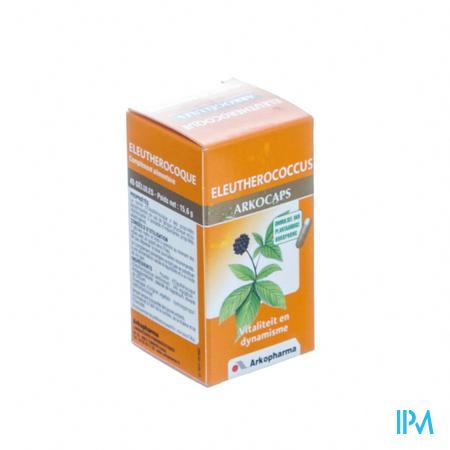 Arkocaps Eleutheroccus Plantaardig 45