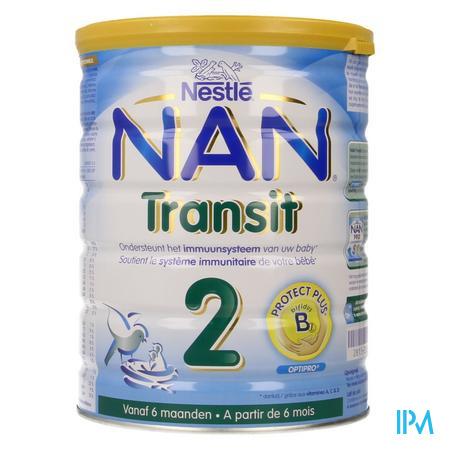 Nan Transit 2me Age 800 g poudre