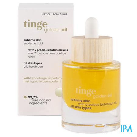 Tinge Golden Oil 30ml Hew Pharma