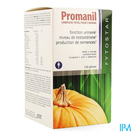 Fytostar Promanil Complex Caps 120