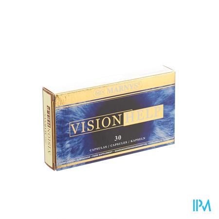 Marnys Vision Help 30 capsules