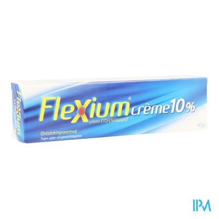Flexium 10 % Creme 40 Gr
