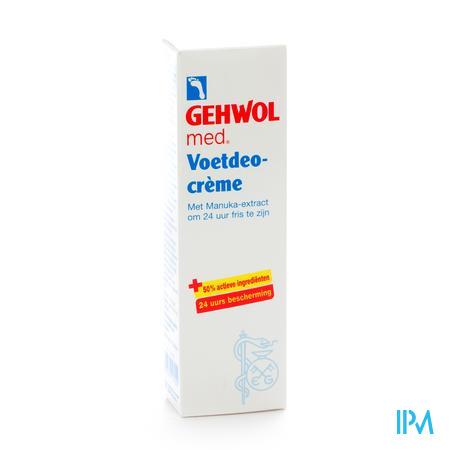 Gehwol Voetdeo 75 ml crème