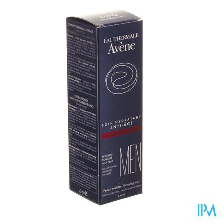 Avene Homme Hydraterende Verzorg.a/ageing Cr 50ml