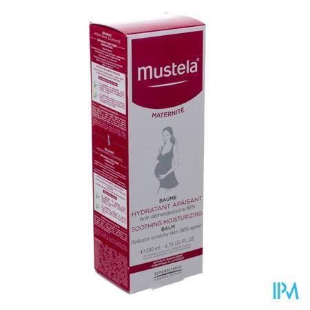 Afbeelding Mustela Maternité Balsem Hydraterend en Verzachtend 200 ml.