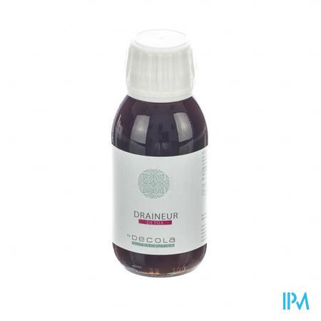 Draineur Gouttes 100 ml  -  Decola