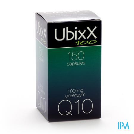 Farmawebshop - UBIXX 100 CAPS 150
