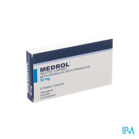 Medrol 32 Mg