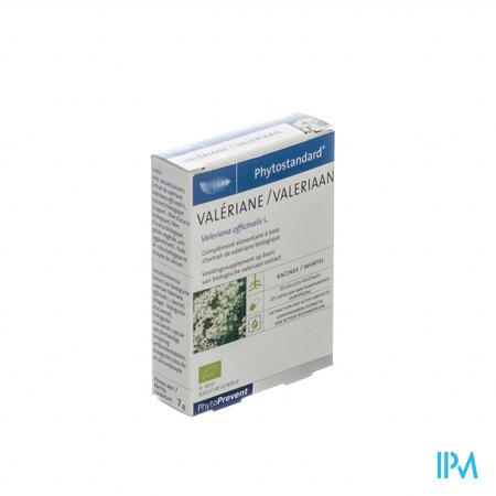 Phytostandard Valeriaan 20 capsules