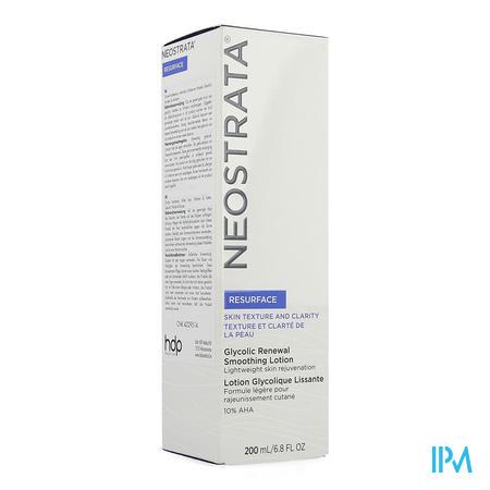 Neostrata Glycolic Renewal Smooth.lotion Tbe 200ml