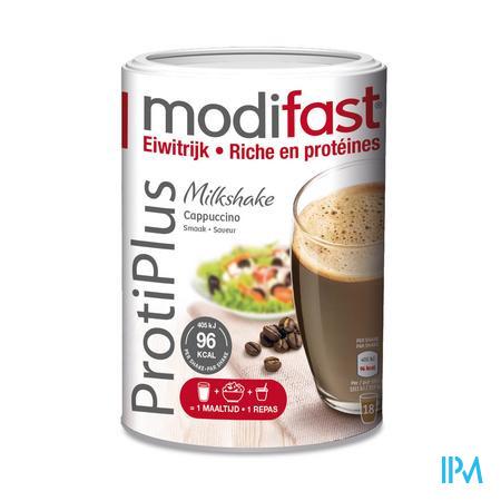 Modifast Proti Plus Milkshake Cappuccino 540 g