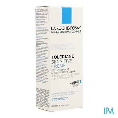 Lrp Toleriane Sensitive Creme 40ml