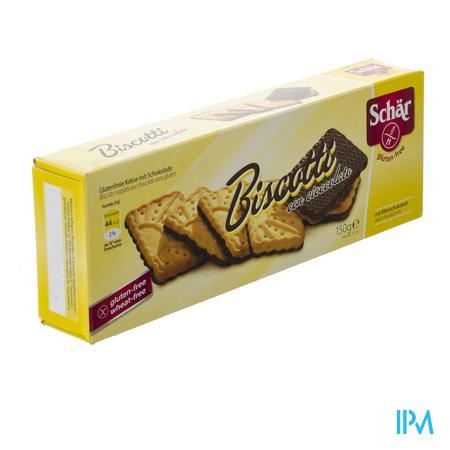 Schär Biscotti Con Cioccolato 150 g