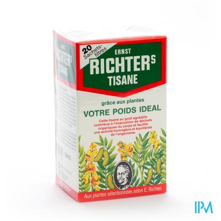 Ernst Richter Votre Poids Idéal 20 sachets