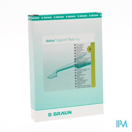 Askina Calgitrol Pasta 15g 6241505