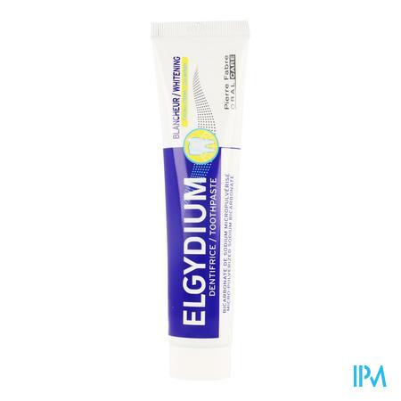 Elgydium Tandpasta Witte Tanden Citroen 75ml