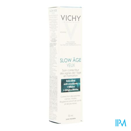 Vichy Slow Age Ogen 15ml