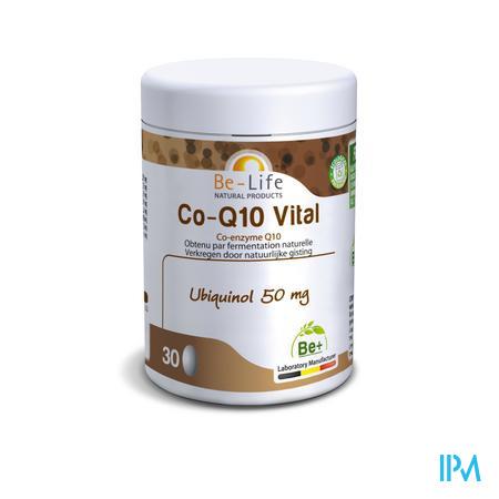 Be-Life Co-Q10 Vital (Ubiquinol) 30 capsules