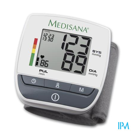 Medisana Bw310 Bloeddrukmeter Pols