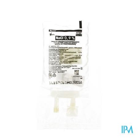 Bx Nacl 0,9% Viaflo Sac-zak 100ml
