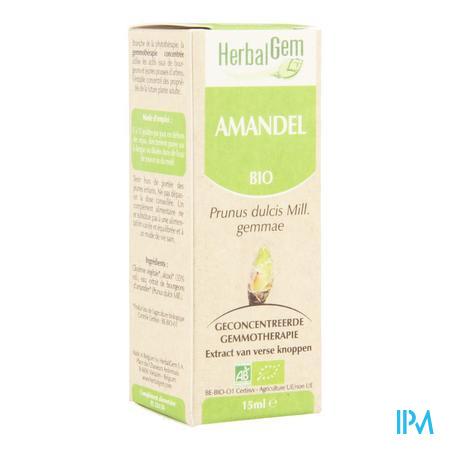 Herbalgem Amandel Maceraat 15ml